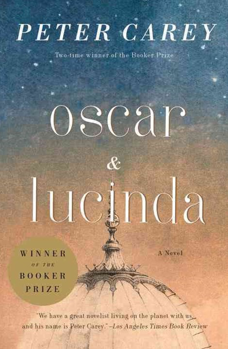 Oscar and Lucinda