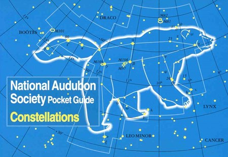 National Audubon Society Pocket Guide to Constellations of the Northern Skies by Gary Mechler, Mark R. Chartrand, Wil Tirion (9780679779988) - PaperBack - Science & Technology Environment