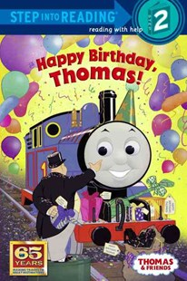 Happy Birthday, Thomas! by Wilbert V. Awdry, Owain Bell (9780679808091) - PaperBack - Children's Fiction Intermediate (5-7)