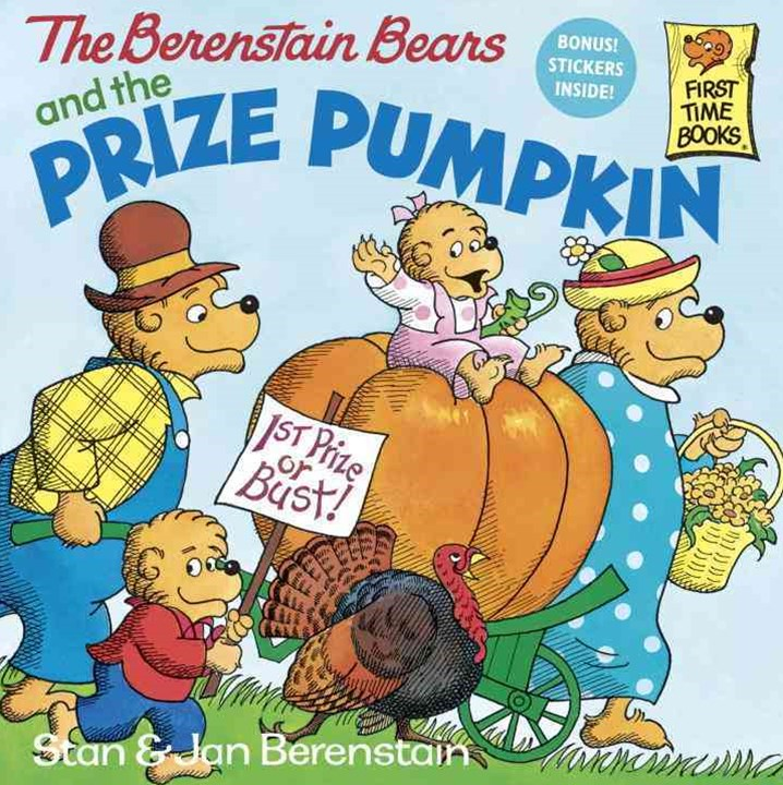 Berenstain Bears & The Prize Pump