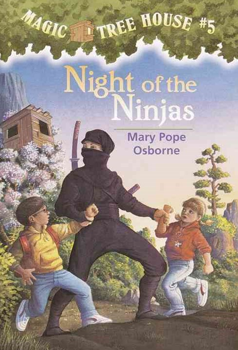 Night of the Ninjas