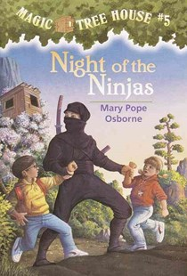Night of the Ninjas by Mary Pope Osborne, Sal Murdocca (9780679863717) - PaperBack - Children's Fiction Older Readers (8-10)