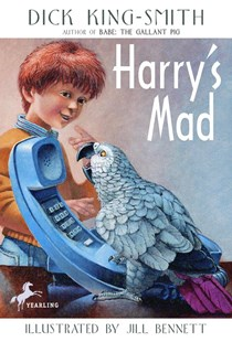 Harry's Mad by Dick King-Smith, Jill Bennett (9780679886884) - PaperBack - Children's Fiction Older Readers (8-10)
