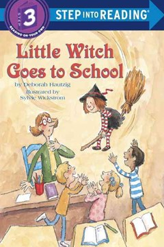Little Witch Goes To School