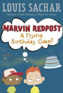 A Flying Birthday Cake? by Louis Sachar, Amy Wummer, Adam Record (9780679890003) - PaperBack - Children's Fiction Older Readers (8-10)
