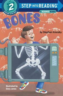 Bones by Stephen Krensky, Davy Jones (9780679890362) - PaperBack - Children's Fiction Intermediate (5-7)