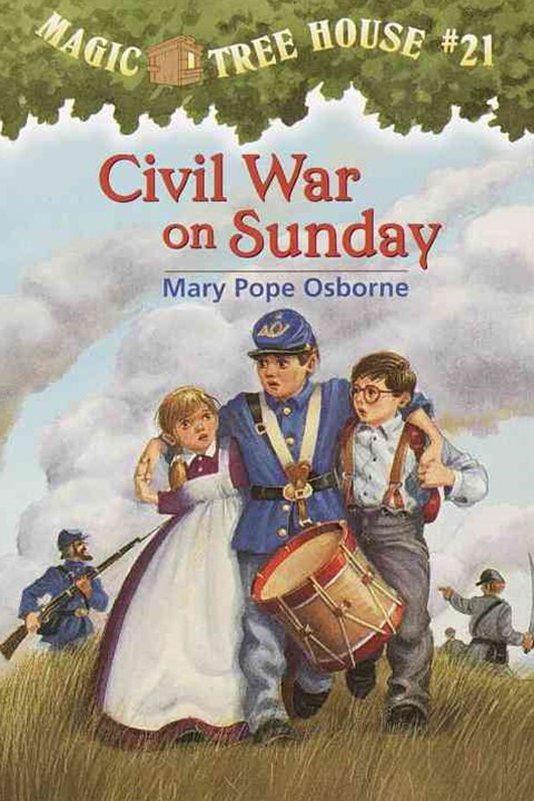 Magic Tree House 21 Civil War On Sunday