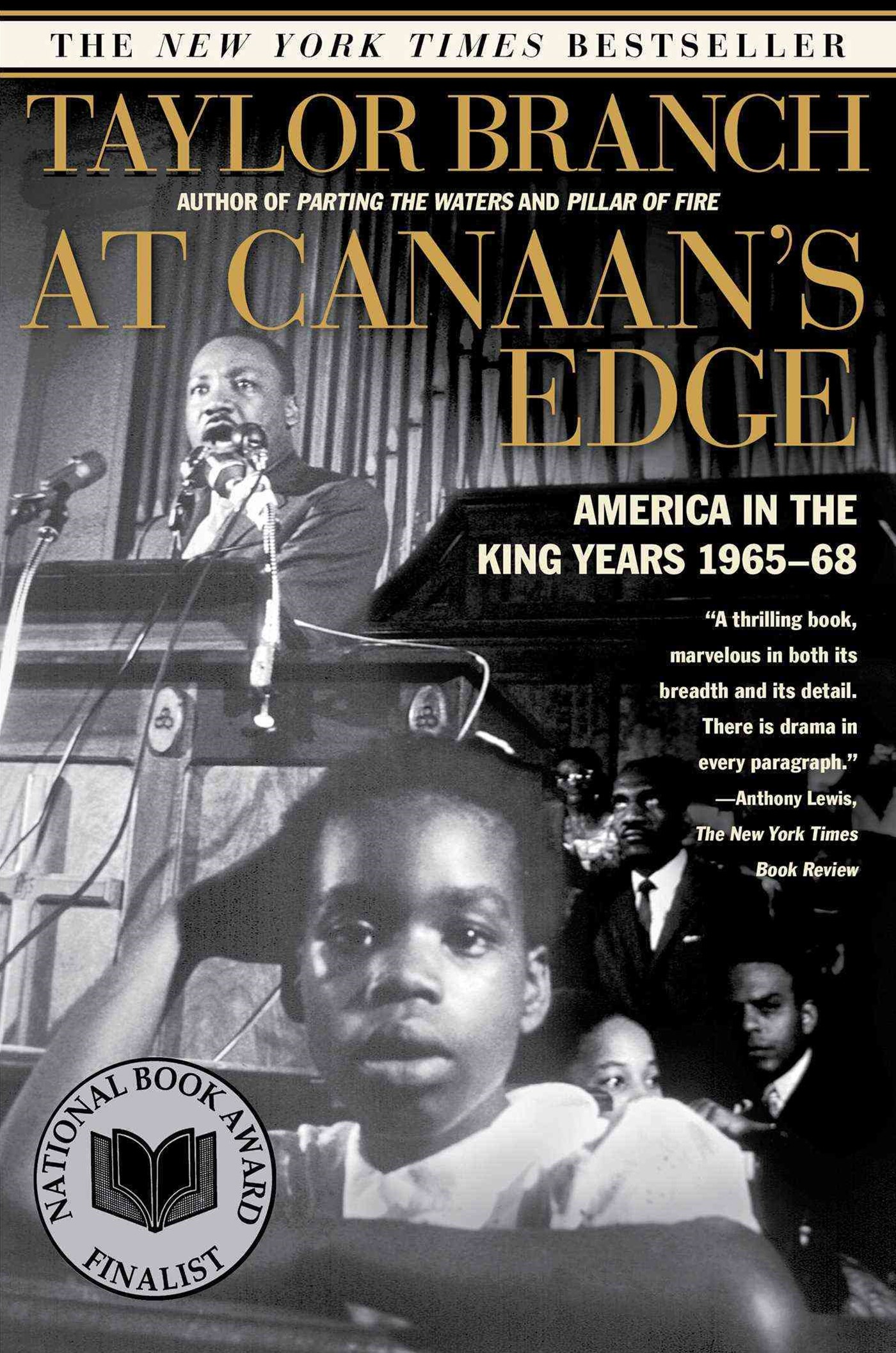 &quote;At Canaan's Edge: America In the King Years, 1965-68  &quote;