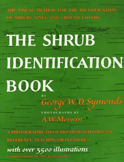 The Shrub Identification Book