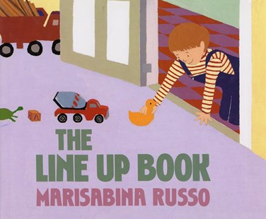 The Line up Book by Marisabina Russo (9780688062040) - HardCover - Children's Fiction Intermediate (5-7)