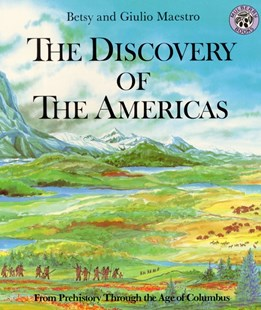 The Discovery of the Americas by Betsy Maestro, Giulio Maestro (9780688115128) - PaperBack - Non-Fiction History