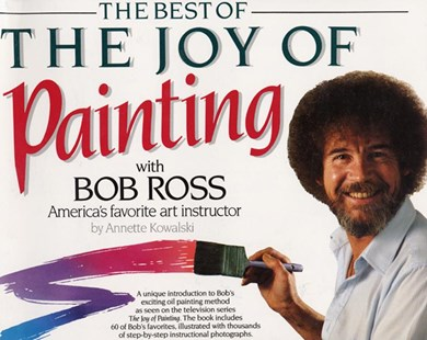 Best of the Joy of Painting by Annette Kowalski, Bob Ross, Robert H. Ross (9780688143541) - PaperBack - Art & Architecture Art Technique
