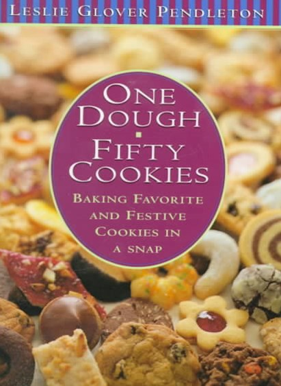 One Dough Fifty Cookies