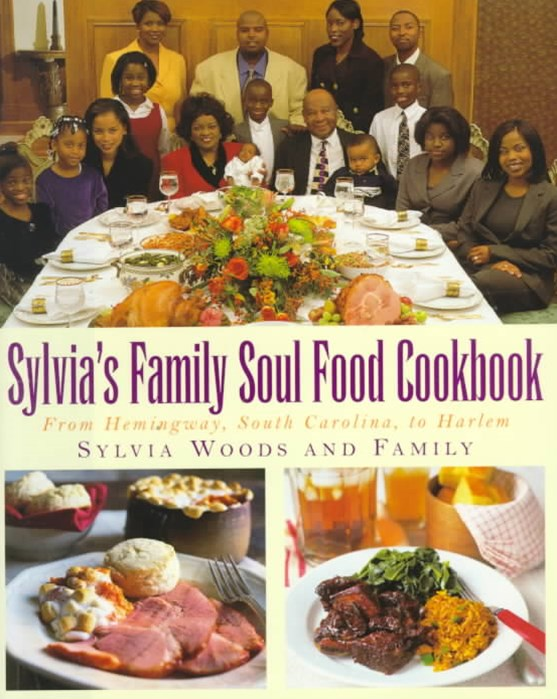 Sylvia's Family Soul Food Cookbook
