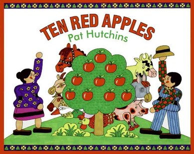 Ten Red Apples by Pat Hutchins, Pat Hutchins (9780688167974) - HardCover - Non-Fiction Animals