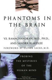 Phantoms in the Brain by V. S. Ramachandran, V. S. Ramachandran, Sandra Blakeslee (9780688172176) - PaperBack - Reference Medicine