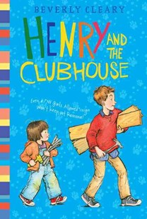Henry and the Clubhouse by Beverly Cleary, Louis Darling, Tracy Dockray, Jacqueline Rogers (9780688213817) - HardCover - Children's Fiction Older Readers (8-10)