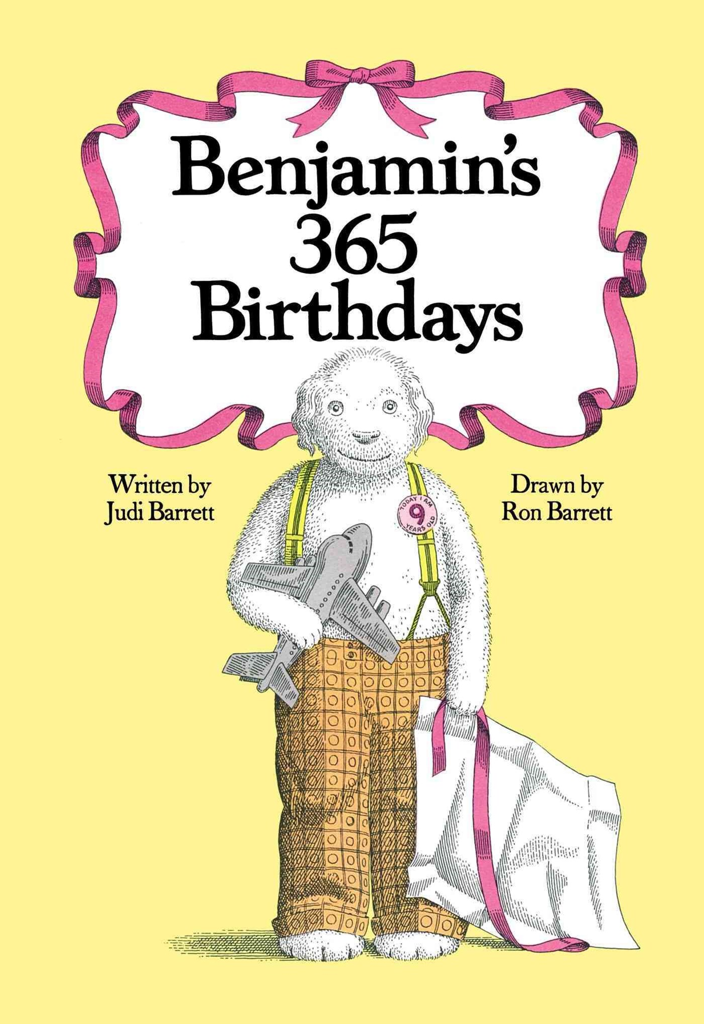 Benjamin's 365 Birthdays