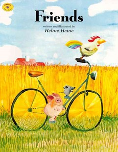 Friends by Helme Heine (9780689710834) - PaperBack - Children's Fiction Intermediate (5-7)