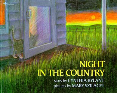 Night in the Country by Cynthia Rylant, Mary Szilagyi (9780689714733) - PaperBack - Children's Fiction Intermediate (5-7)