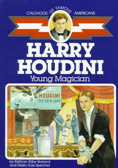Harry Houdini: Young Magician