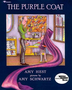 The Purple Coat by Amy Hest, Amy Schwartz (9780689716348) - PaperBack - Non-Fiction Family Matters