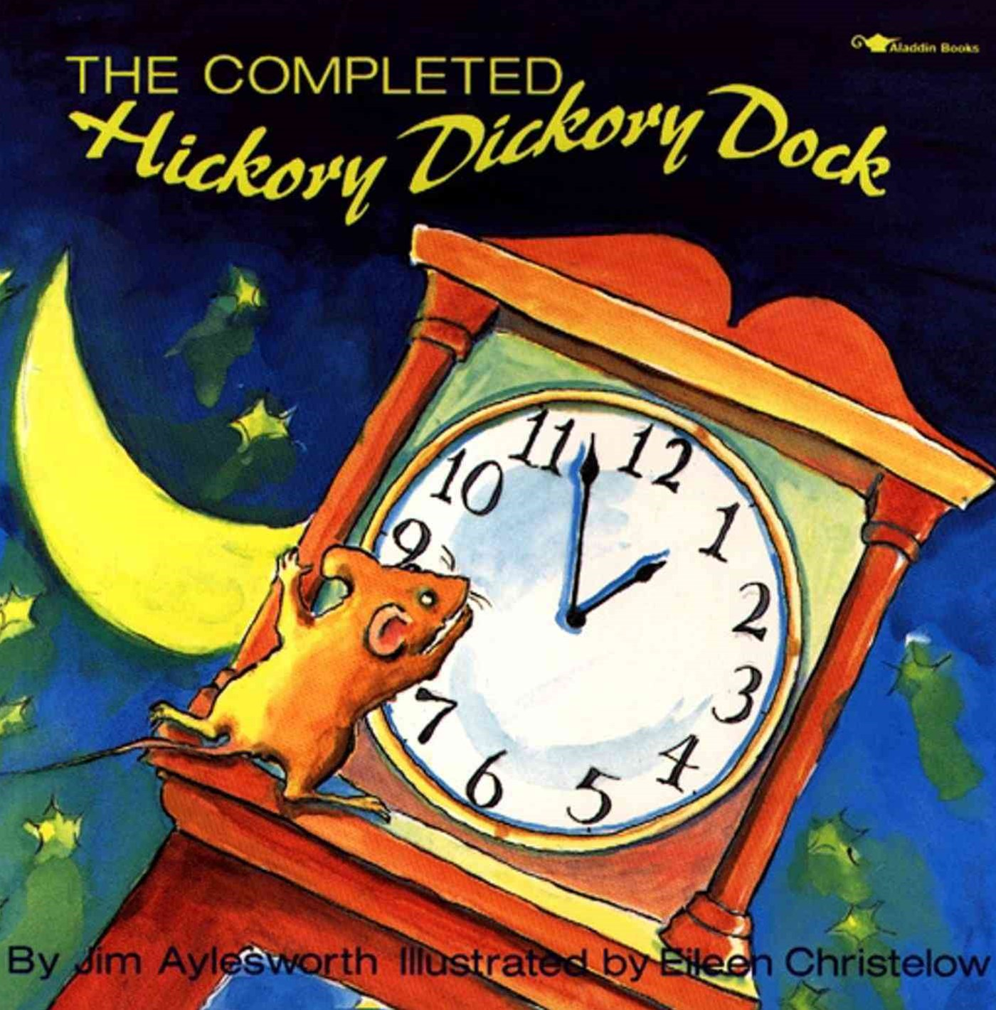 The Completed Hickory Dickory Dock