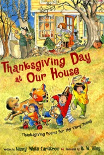 Thanksgiving Day at Our House - Children's Fiction Intermediate (5-7)