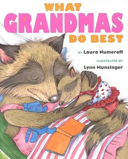 What Grandmas Do Best; What Grandpas Do Best - Children's Fiction Intermediate (5-7)