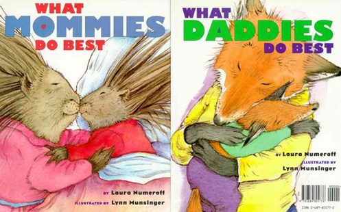 What Mommies Do Best What Daddies Do Best - Non-Fiction Family Matters