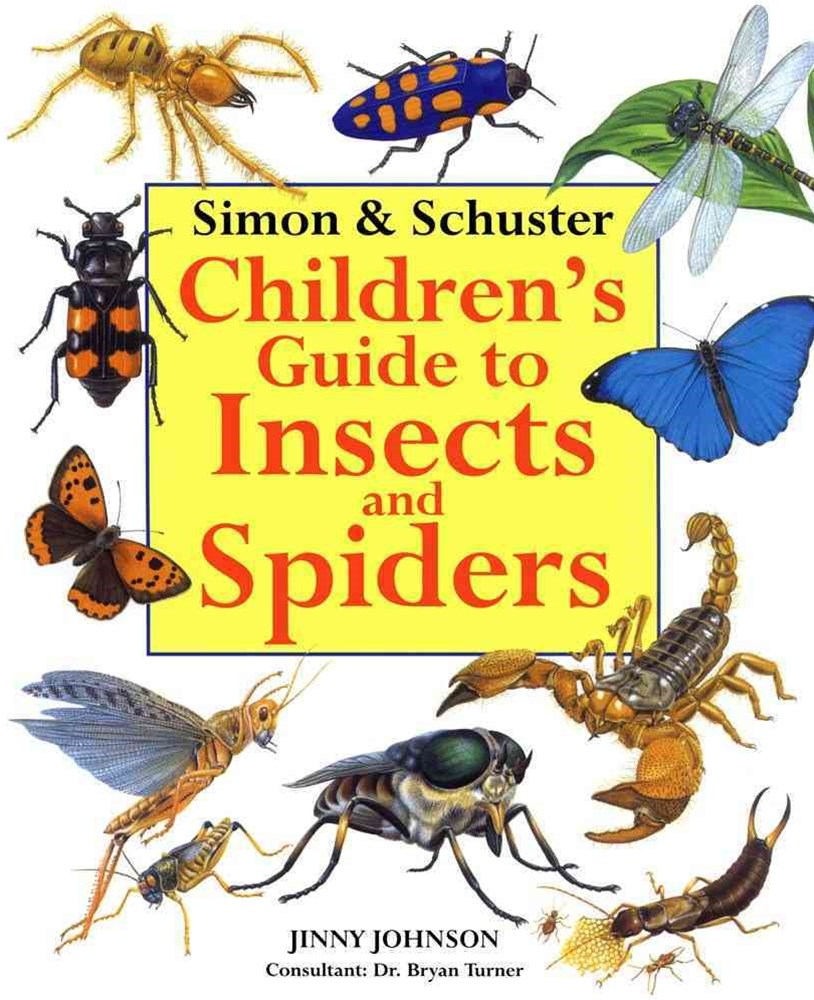 Simon and Schuster Children's Guide to Insects and Spiders