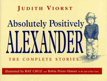 Absolutely Positively Alexander - Children's Fiction Intermediate (5-7)