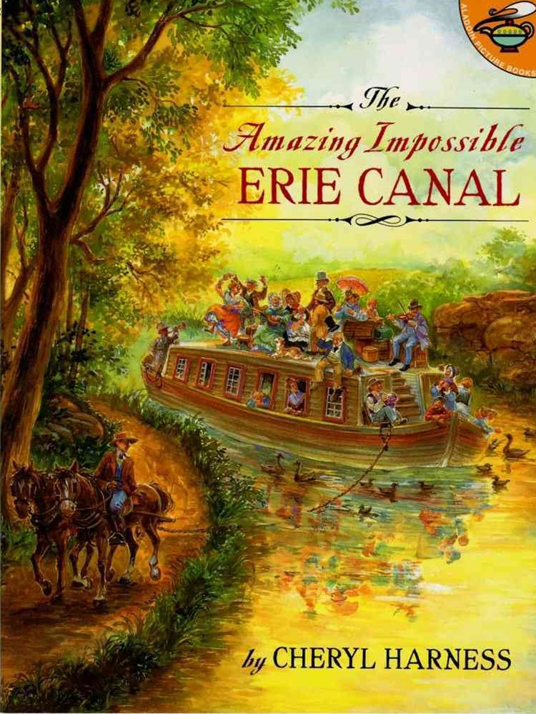 Amazing Impossible Erie Canal