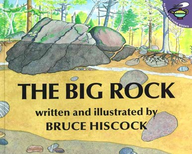 The Big Rock by Bruce Hiscock, Bruce Hiscock (9780689829581) - PaperBack - Non-Fiction