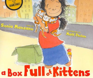 A Box Full of Kittens - Non-Fiction Animals
