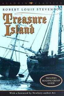 Treasure Island by N. C. Wyeth, Robert Louis Stevenson, Avi, N. C. Wyeth (9780689832123) - PaperBack - Children's Fiction Classics