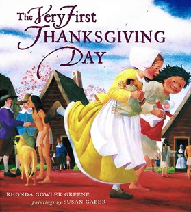 The Very First Thanksgiving Day - Children's Fiction Intermediate (5-7)