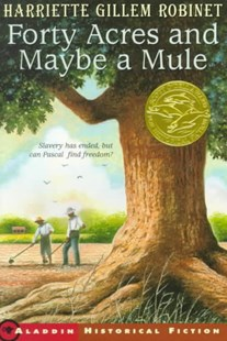 Forty Acres and Maybe a Mule by Wendell Minor, Harriette Gillem Robinet, Wendell Minor (9780689833175) - PaperBack - Children's Fiction Older Readers (8-10)