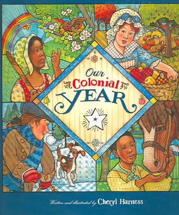 Our Colonial Year
