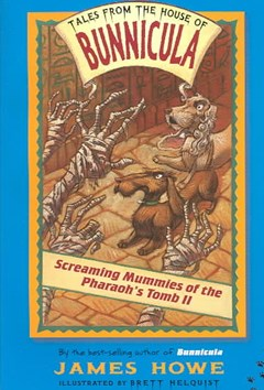 Screaming Mummies of the Pharaoh