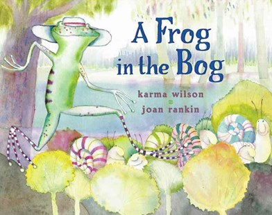 A Frog in the Bog - Non-Fiction Animals