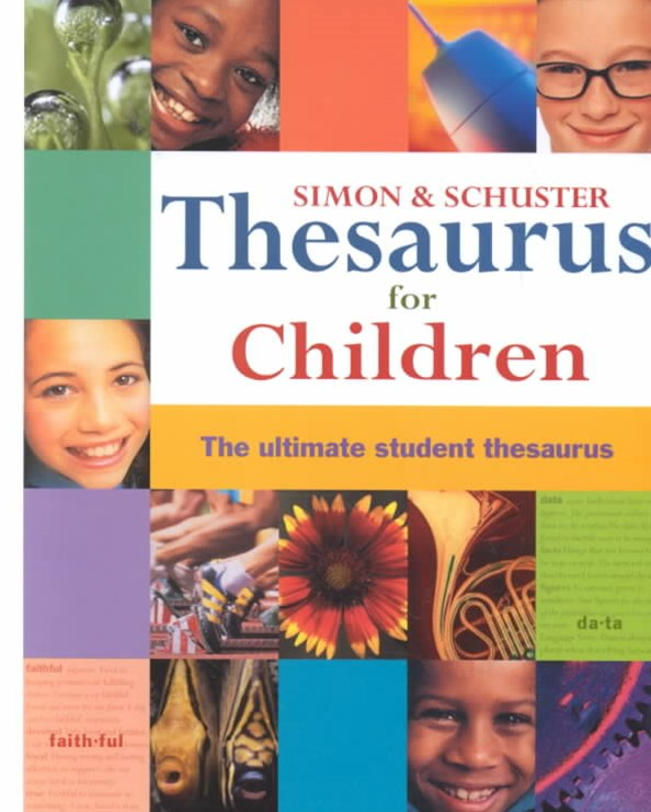 Simon and Schuster Thesaurus for Children
