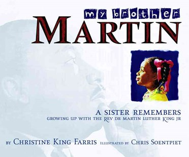 My Brother Martin - Non-Fiction Biography