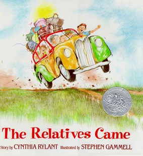 The Relatives Came - Children's Fiction Intermediate (5-7)