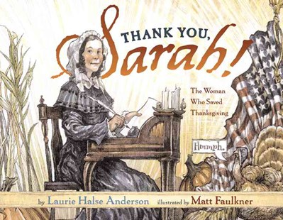 Thank You, Sarah - Non-Fiction Biography
