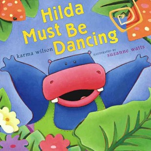 Hilda Must Be Dancing - Non-Fiction Animals