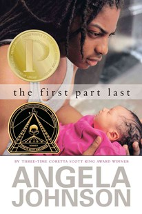 First Part Last by Angela Johnson (9780689849220) - HardCover - Children's Fiction Teenage (11-13)