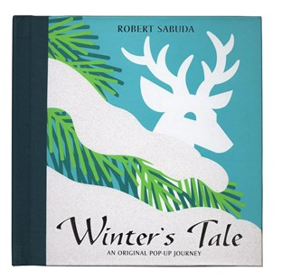 Winter's Tale by Robert Sabuda (9780689853630) - HardCover - Non-Fiction Animals