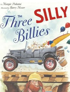 The Three Silly Billies - Children's Fiction Intermediate (5-7)