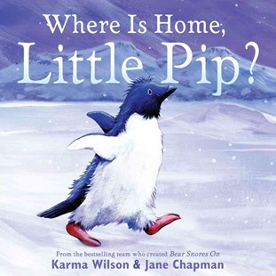 Where Is Home, Little Pip? - Non-Fiction Animals
